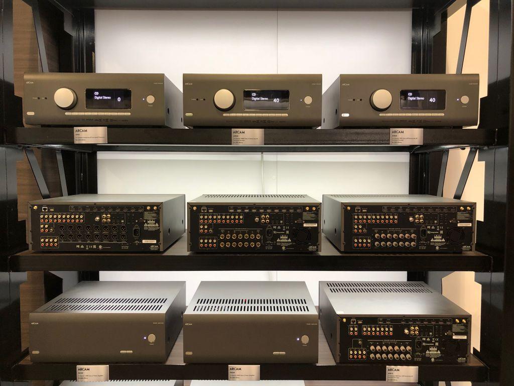 Arcam雅骏在CEDIA Expo发布了多款全新的AV接收机