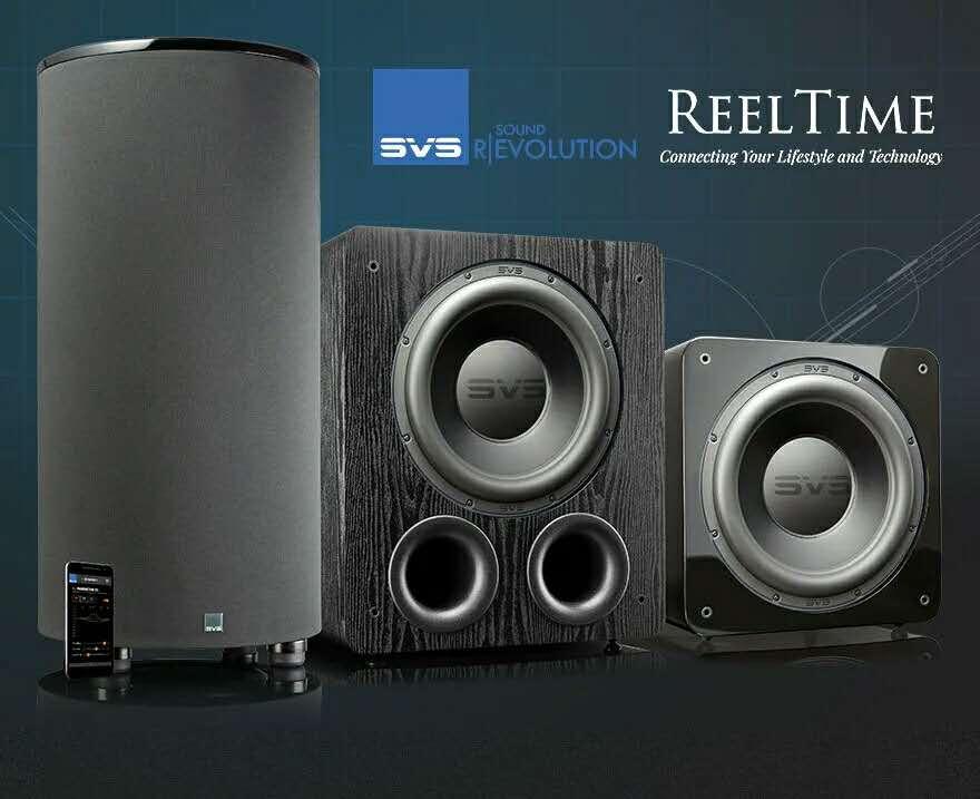 震撼的低频威力—SVSound 2000 Pro系列超低音扬声器