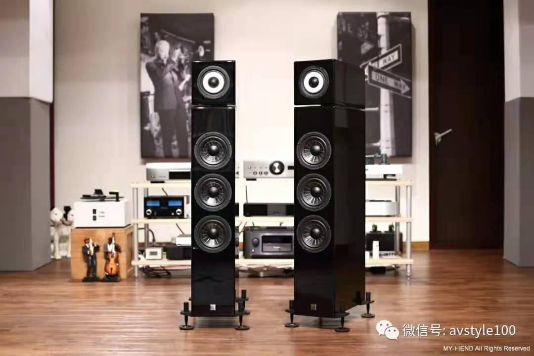 欧陆音乐魅力: Vienna Acoustics Liszt次旗舰落地喇叭