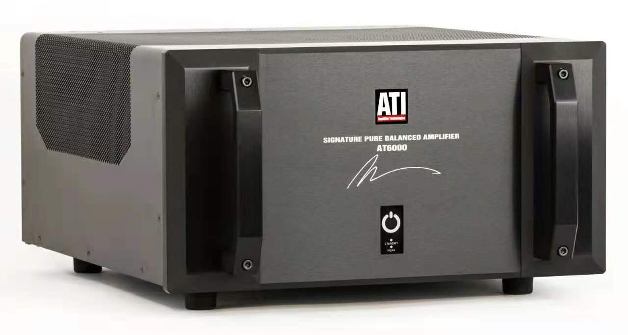 老板签名就是品质与信心的象征,ATI 6000系列功放